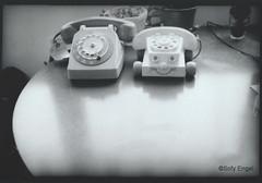 Pellicule D (sofyengel.blogspot.fr) Tags: danse vintage argentique telephone pointe