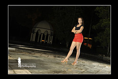 Night Photo shoot - Pose 4 ( Ringgo Gomez ) Tags: 1001nights pictureperfect topseven flickraward malaysianphotographers nikon2470mm elitephotography nikond700 perfectphotographer sarawakborneo corcordians 1001nightsmagiccity flickraward5 flickrawardgallery