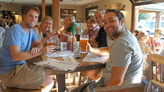 """The best neighbours ever take us on a Bend beer tour! • <a style=""""font-size:0.8em;"""" href=""""http://www.flickr.com/photos/87636534@N08/8156838263/"""" target=""""_blank"""">View on Flickr</a>"""