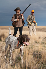 redefining intense (Sarah.Lynch) Tags: germanshorthairedpointer timcurry highlandhillsranch centraloregonsportingdog
