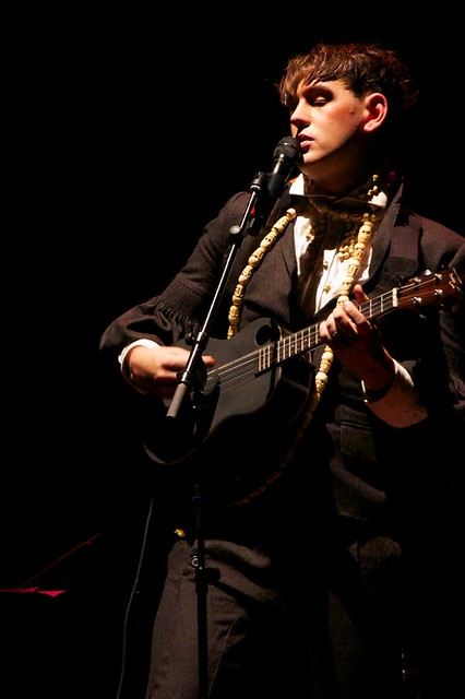 Patrick Wolf, Old Vic