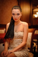 Ann (Artem_Prikhodko) Tags: portrait 50mm model nikon bokeh sb600 setup iluminacion strobist 50mmf18g d700 f18g