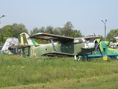 Sic transit gloria aeroplanes (Victor_N_Dashkiyeff) Tags: airplane aircraft aviation ukraine aeroplane piston soviet biplane ussr an2 antonov bushflyer
