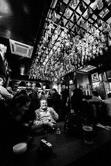 The Whiskey Bar (ergates) Tags: street oslo gate lrdag lightroom gatebilder okk gatelangs d700