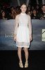 Saoirse Ronan at the premiere of 'The Twilight Saga: Breaking Dawn - Part 2' at Nokia Theatre L.A. Live. Los Angeles, California