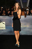 Dawn Olivieri at the premiere of 'The Twilight Saga: Breaking Dawn - Part 2' at Nokia Theatre L.A. Live. Los Angeles, California