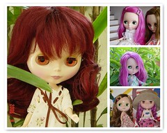 My First Blythe Pictures