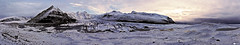 Cold Panorama (Iceland 5) (Daniel Wildi Photography) Tags: panorama snow mountains cold ice clouds iceland glacier 2012 danielwildiphotography