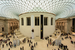 The British Museum, Great Court, London (s_p_o_c) Tags: london museum architecture court courtyard architect normanfoster greatcourt thebritishmuseum arkitektur fosterpartners arkitekt thequeenelizabethiigreatcourt