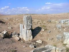 The ruins at Apamea, Syria (MarkHaggan) Tags: ancient ruins middleeast syria hama apamea ghab seleucid