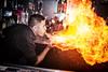 Drink Houston (Impakt Design) Tags: bar club canon fire drink 28mm houston nightclub tricks burning flame burn alcohol spitfire nightlife f18 bartender fastmotion drinkhouston 18f 1160 largeaperature spittingfire alcoholfire canon7d bartendertricks