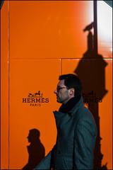 (artigiano) Tags: vienna wien street shadow people color pigeon summicron taube hermes schatten leicam9p