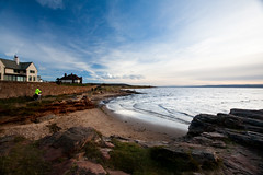 Red Rock (juliereynoldsphotography) Tags: sea tide canon5d redrock wirral westkirkby juliereynolds