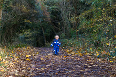 Dressed for action (s0ulsurfing) Tags: family autumn boy cute fall leaves canon fun 50mm woods toddler infant play faces expression walk expressions adorable william mum isleofwight 7d innocence relaxed infants minime 2012 fofinho fortvictoria s0ulsurfing familyuk fortvictoriacountrypark