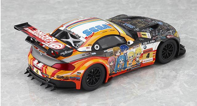 初音痛車再推新款!GSR ProjectMirai BMW 2012 第2戦富士ver.
