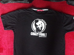 Crazy Fool T-shirt (On-Ki) Tags: sale tshirt clothes mrt ateam
