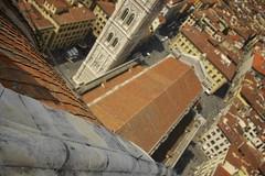 Down on Piazza Duomo (Bernardo Ricci Armani PhotographingAround.Me) Tags: roof italy art history florence nikon campanile tuscany cupola dome firenze duomo renaissance giotto d3s