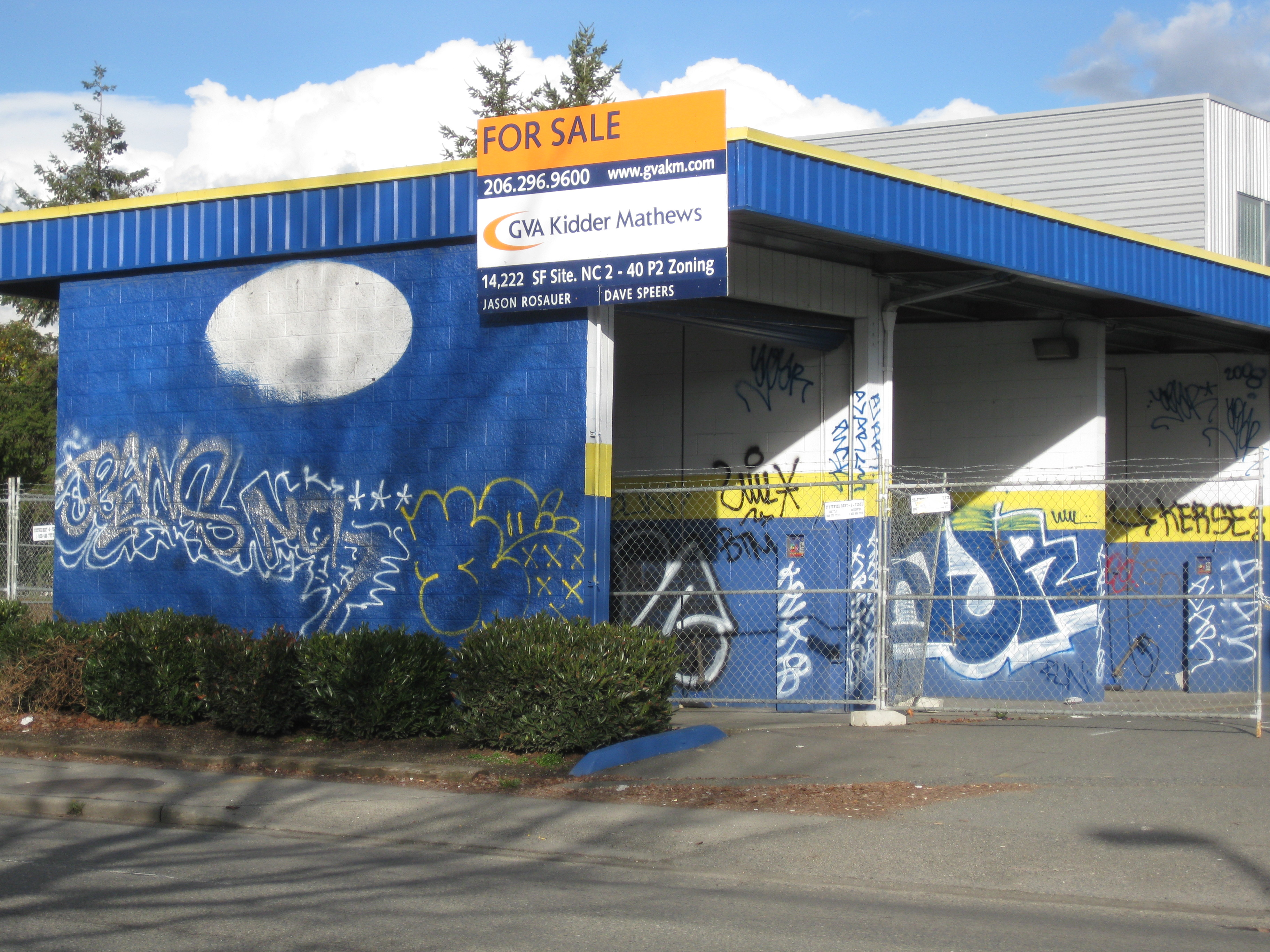 Car wash calamity central district news thats obviously the old chester dorsey self serve car wash sold at foreclosure last summer and has been a vacant eyesore ever since solutioingenieria Image collections