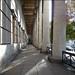 Haus der Kunst, front porch