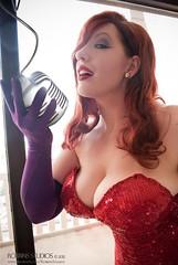 Jessica Rabbit (BelleChere) Tags: sexy costume cosplay curves whoframedrogerrabbit jessicarabbit