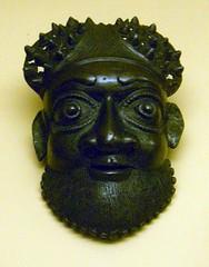 Madrid Museum of Anthropology (ajhammu0) Tags: madrid mask african museumofanthropology museonacionaldeantropologia
