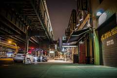 (ydde72183) Tags: nyc newyorkcity urban night dark streetlight gotham 60d