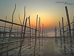 sun n sand (Siddhesh Mangela) Tags: sunset landscapes miracle award soe beachsunset dandi orangesunset sunsetatbeach boisar ringexcellence dblringexcellence ruby10 ruby5 ruby15 rememberthatmomentlevel1 flickrsfinestimages1 flickrsfinestimages2 flickrsfinestimages3 rememberthatmomentlevel2
