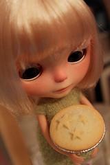 239/365 Mini mince pie!