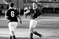aIMG_1931 (paddimir) Tags: english scotland football glasgow soccer scottish writers partick westofscotlandcricketclub