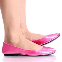 Ad806-Pink-Patent-Discount-Designer (J.Saenz) Tags: ballet shoes tacos zapatos flats heels tacones slippers scarpe schuh sabrinas ballerinas shoefetish bailarinas merceditas tacchi  shoeplay manoletinas cvicky baletka  baletk