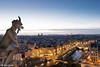 Notre Dame (Paris) (renan4) Tags: street city blue paris france seine night lights nikon cityscape view notredame hour renan gargouille d800 gicquel rgicquel 1635f4vr renan4