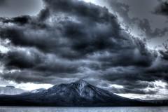 IMG_4465 (Thomo13) Tags: sky lake japan canon eos grey sapporo hokkaido mark ii 5d hdr shikotsu gettyimagesjapan12q4
