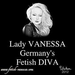 Vanessa_black (piloukam) Tags: white black girl lady fetish shoes noir highheels barbie gimp heels blanc compositing lany fekete fehér lfv hautstalons ladyfetishvanessa
