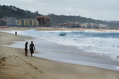 Nazar (5) (joelnt29) Tags: portugal vagues plage nazar