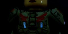 LEGO Halo 4 - Commander Palmer Preview (MGF Customs/Reviews) Tags: war lego infinity chief 4 halo games palmer master requiem commander ops spartan the cortana forerunner unsc didact prometheans