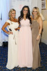 Marissa Carter, Anna Cullen and Ashling Shanahan at the MAXTRAVAGANZA Annual Blacktie Ball in aid of the Baby Max Wings of Love Fund held in Fitzpatrick's Killiney Castle hotel