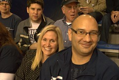 Greg and Stacy Caraci (Penn State World Campus) Tags: pennstateworldcampus pennstatebasketball