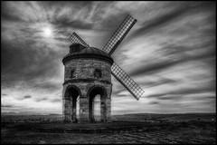 Chesterton Windmill (Martyn.Smith.) Tags: england bw mill windmill canon silver eos mono wind sails nik chesterton warwickshire pro2 efex 450d mygearandme mygearandmepremium mygearandmebronze