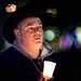 Hartford - Bushnell Park vigil for Newtown shooting victims.