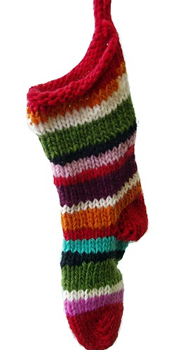Ravelry Quick Easy Christmas Stocking Pattern By Haley Waxberg