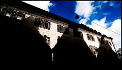 Shadow on the Corn House (wide-angle.de) Tags: ulmcenter ulm de germany digital y201602