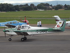 D-EAMZ Fuji (Aircaft @ Gloucestershire Airport By James) Tags: gloucestershire airport deamz fuji egbj james lloyds