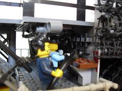 Workshop (Tobigo) Tags: travel truck desert lego apocalypse trade salesman haul