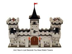 35 Kingdoms Modular Castle (michaelkalkwarf) Tags: castle lego modular modularlegocastle kingdomsmodularcastlecreator kingdomscastlecreator modularcastlecreator legocastle classiccastle legoideas medieval modularbuildings fortress kingdomscastle brickcon brickjournal bestlegocastle michaelkalkwarf