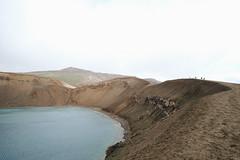 Iceland (Neza Peterca) Tags: iceland crater volcano viti