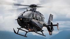 N161WC - Washington Corporation - Eurocopter EC135 T2+ (bcavpics) Tags: n161wc washingtoncorporation airbus eurocopter ec135 t2 aviation aircraft helicopter chopper heli cyvr vancouver britishcolumbia canada bcpics
