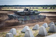 Tankevent Nationaal Militair Museum Soesterberg