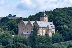 Schloss Mainberg - 2016 (avda-foto) Tags: schloss mainberg 2016 schweinfurt burg castle unterfranken franken frankonia germany deutschland landschaft landscape