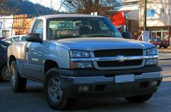 Chevrolet Silverado Z71 Sidestep 2005 (RL GNZLZ) Tags: chevrolet silverado 4x4 z71 camionetas v8 silveradoz71 sidestep 2005 1500