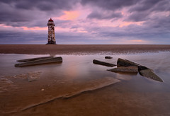 talacre (javier mascareas) Tags: seascape landscape longexposures nikond7000 wales uk greatbritain lighthouses sunrise